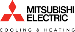 Mitsubishi Electric heat pump and ductless Cooling products in Andover MA are our specialty.
